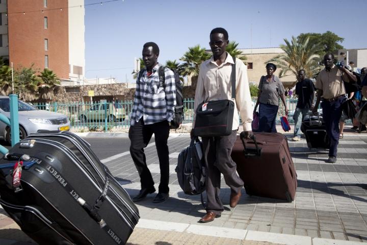 """חוזרים לסודאן """"מרצון"""" (צילום: אקטיבסטילס)"""