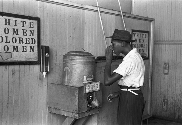 """""""הסדר האלוהי הטבעי"""". ברזיה ל""""אנשים של צבע"""" (אוקלהומה, 1939)"""