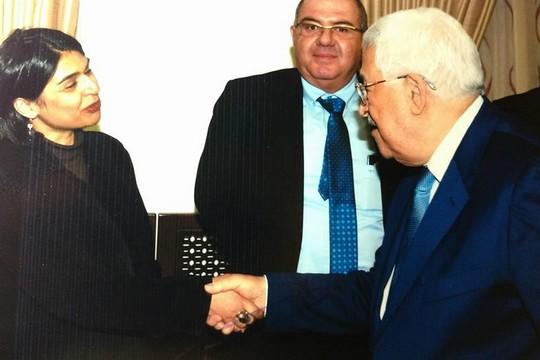 """""""קחו לכם את השגשוג והעצמאות שלכם ותנו לנו את שלנו"""". פגישה עם הנשיא הפלסטיני מחמוד עבאס"""