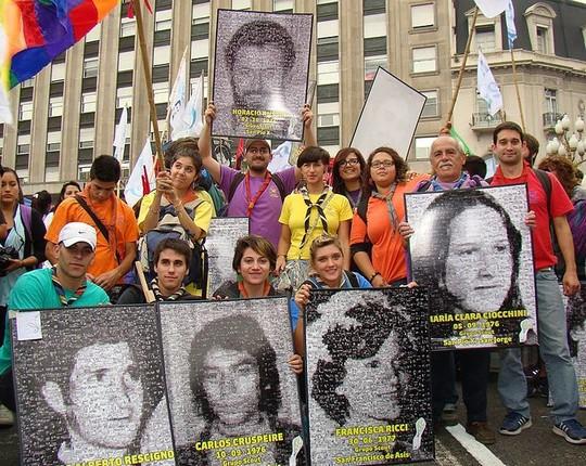 עדיין מחפשים אחרי הדספרדוס, הנעלמים. (צילום: Scouts Pluralistas, A.C)