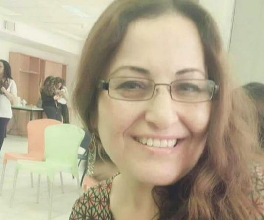 שלוש מילים הובילו לחקירה שלה במשטרה. סוהיר בדארנה. (צילום עצמי)