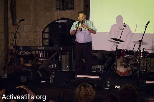 חולדאי בחלילית. פסטיבל סולידריות עם התיאטרון הערבי-עברי ביפו (קרן מנור/אקטיבסטילס)