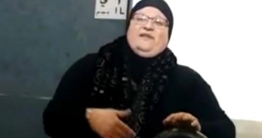 המורה ג'יהן. צילום מסך מתוך יוטיוב