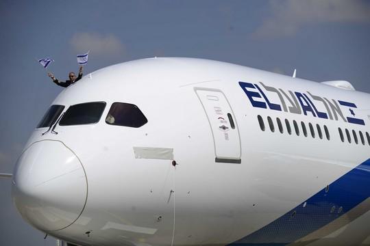 טייסי אל על מסרבים להטיס פליטים למותם. מטוס אל-על (תומר ניוברג/פלאש90)