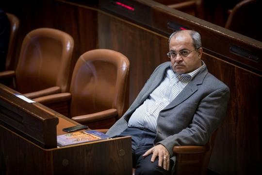 """ואולי הריצה שלו לבד ברשימה נפרדת היא דווקא דבר חיובי שיוסיף לתחרות הפוליטית בחברה הערבית? ח""""כ אחמד טיבי (צילום: יונתן זינדל/פלאש90)"""