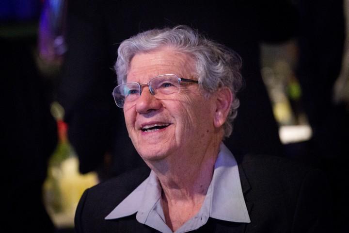 פרופ' אהרן ברק, נשיא בית המשפט העליון לשעבר. (צילום: מרים אלסטר / פלאש90)