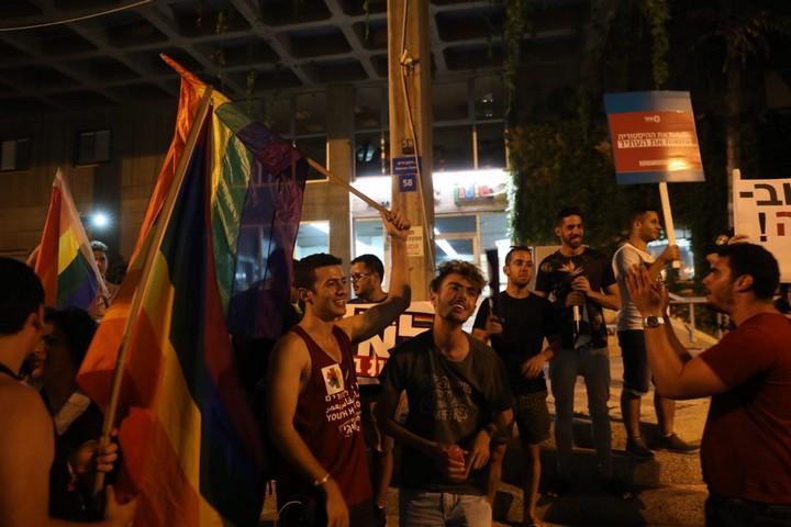 סגן ראש העיר התבטא נגד הקהילה הגאה וקיבל אירוע גאווה ראשון בעיר (אורן זיו /אקטיבסטילס)