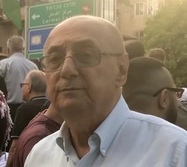"""ד""""ר סוהיל אסעד, סגן ראש העיר לשעבר"""