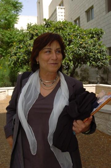 """ההיסטוריה הנשית מתבזבזת? עו""""ד לאה צמל (צילום: נתי שוחט / פלאש 90)"""