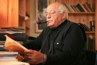 איש הרוח והסופר הפלסטיני סלמאן נאטור (1949-2016). צילום: ג'דיר נאטור