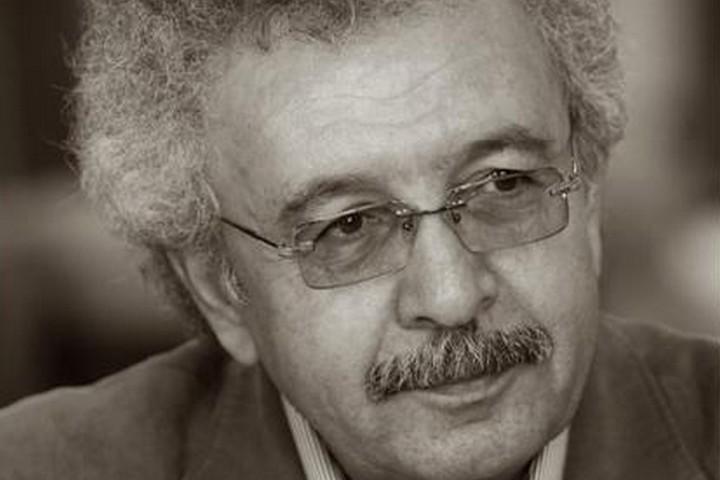 המשורר, הסופר והאינטלקטואל הפלסטיני אבראהים נצראללה