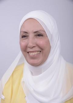 """""""מעתה גם האליטיסטים הערבים יצטרכו להתמודד איתי"""". אימאן ח'טיב יאסין (דוברות רע""""מ)"""