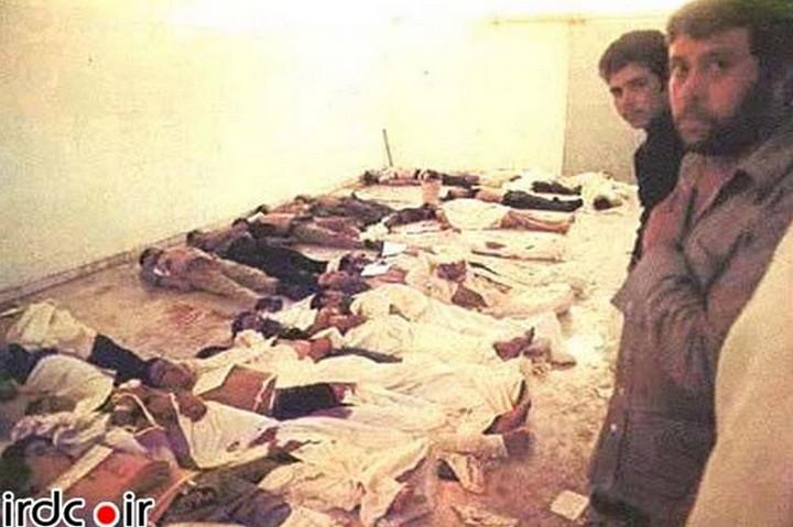 הנציגים הישראלים באיראן דיווחו ששלטון השאה יציב הודות לדיכוי והרג מפגינים. הרוגים בהפגנות נגד המשטר ב-1978 (צילום: ויקימדיה)