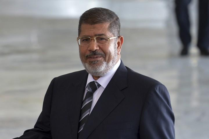 ישראל הרשמית התעלמה ממותו באופן כמעט מוחלט. נשיא מצרים לשעבר מוחמד מורסי (צילום: Wilson Dias/ABr, ויקימדיה, CC BY 3.0 BR)
