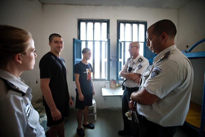מסגרות של חלופות מעצר אמורות למנוע שליחת נערים ונערות לכלא. כלא אופק המיועד לנוער (צילום: משה שי / פלאש 90)