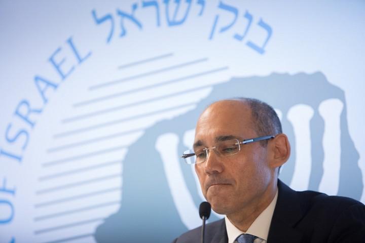 בנק ישראל, לא גוף סוציאליסטי במיוחד, מציע כבר מזמן להגדיל את ההוצאה הממשלתית באמצעות העלאת מסים. נגיד בנק ישראל אמיר ירון (צילום: נועם רבקין פנטון)