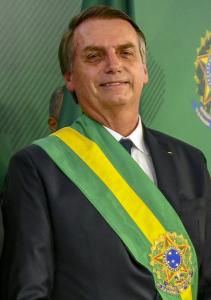 נשיא ברזיל, ז'איר בולסונרו