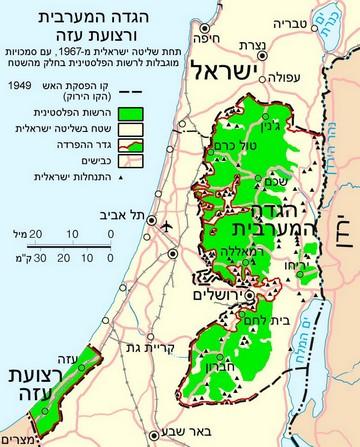 התוכנית המדינית של יאיר גולן. גם בקעת הירדן וגם קרית ארבע בידי ישראל
