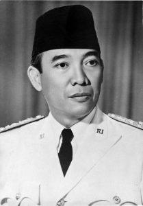 נשיא אינדונזיה סוקרנו (צילום: 1Veertje)