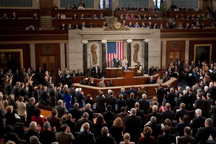 """בית הנבחרים האמריקאי (צילום: ממשלת ארה""""ב)"""
