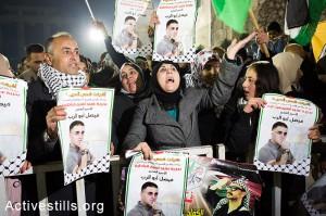 שחרור אסירים פלסטינים, רמאללה, (אקטיבסטילס)