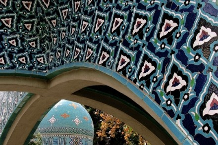 אחוזת קבר בניישאבור (צילום: A. RB CC BY-NC-ND 2.0)