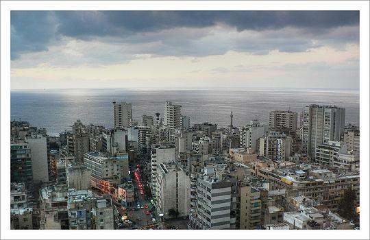 הדאון-טאון של ביירות (Aldas Kirvaitis CC BY-NC-ND 2.0)