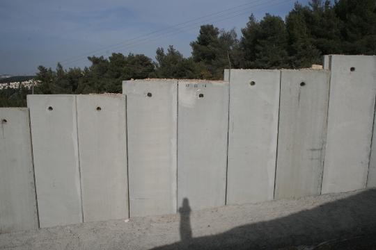 חומת וואלג'ה ואני (חגי מטר)