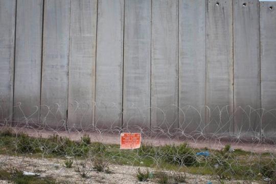 לא הולכת לשום מקום. בינתיים. החומה בירושלים (אורן זיו / אקטיבסטילס)