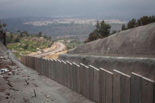 החומה בוואג'ה (אורן זיו / אקטיבסטילס)