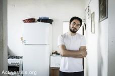 """""""שום דבר לא מכין אותך לפגישה עם חיפאי בלבנון"""": ראיון עם מג'ד כיאל"""