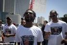 הפגנת יוצאי אתיופיה בקרית הממשלה (אורן זיו / אקטיבסטילס)