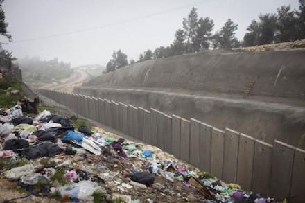 חומת וואלג'ה (אורן זיו / אקטיבסטילס)
