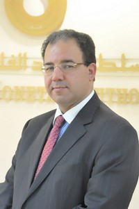 """ד""""ר ג'יהאד אל-וזיר (צילום: אתר רשות המטבע הפלסטינית)"""