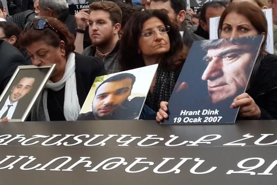 הראנט דינק, העיתונאי שנרצח (עאיישה גול אלטינאי)