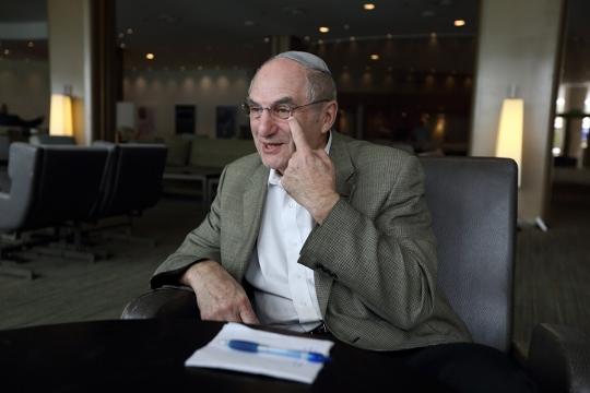 .פרופסור יעקב ראבקין (צילום: יעקב נחומי)
