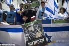 מפגיני אם תרצו בטקס יום הנכבה, תל אביב (אורן זיו / אקטיבסטילס)