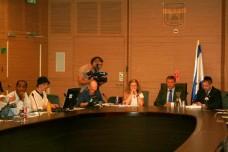 ועדת העליה והקליטה השבוע (צילום: דוד איידלמן)