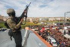 חמוש פלסטיני בהלוויה בגדה, 2011 (אילוסטרציה: אקטיבסטילס)