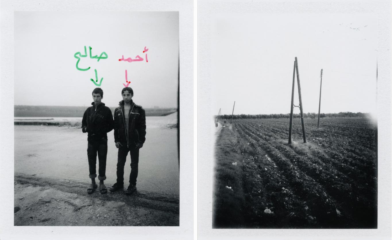 סאלח ואחמד (צילום: סיהד קאנר)