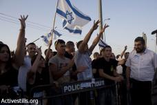 """ההזדעזעות מהכהניזם ה""""מופרע"""" עוזרת לראות את שאר הכיבוש כהגיוני"""