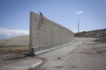 פתח בחומה, אזור ירושלים (אורן זיו / אקטיבסטילס)