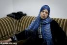 אמו של הנער שנרצח, מוחמד אבו-ח'דיר (יותם רונן / אקטיבסטילס)