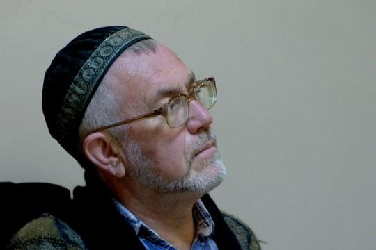הרב מיכאל ריבקין (צילום: נרינה מליקיאן)