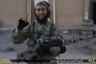 לוחם ג'יהאדיסטי (צילום: המדינה האסלאמית)