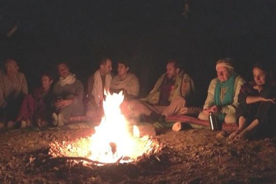 פעילים במחנה החזון