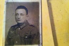 יעקב אינגרמן, סבא, במדי הצבא הגרמני (רפרודוקציה: חגי מטר)