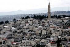 ירושלים המזרחית (צילום: Brian Negin פליקר CC BY-NC-ND 2.0)