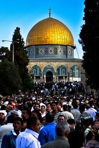 עיד אל אדחא בירושלים (צילום: Asim Bharwani פליקר CC BY-NC-ND 2.0)