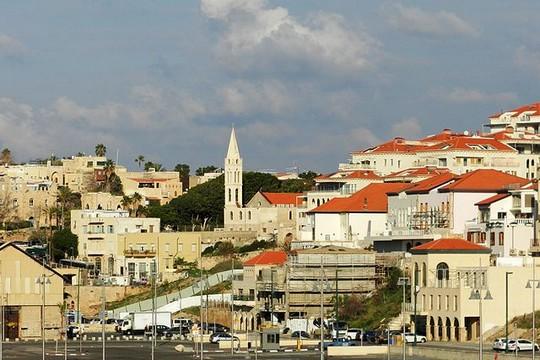 שכונת עג'מי ביפו (צילום: חדוה שנדרוביץ, ויקימדיה CC BY 2.5)